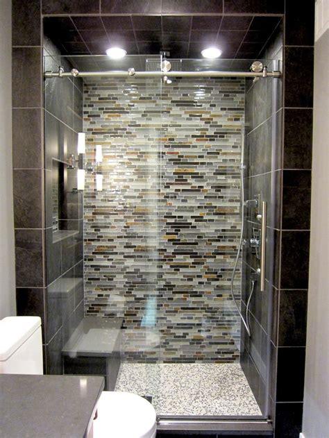 custom tile showers images  pinterest bathroom