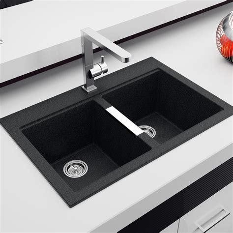 Black Granite Sink Cleaner by Sinks Extraordinary Black Granite Sink Black Granite