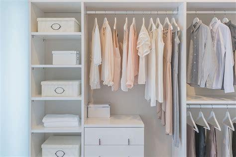organizzare un armadio come organizzare un armadio o una cabina armadio casa