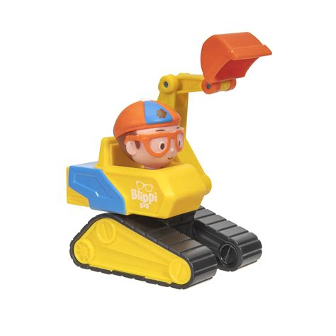 blippi mini vehicles excavator walmartcom walmartcom