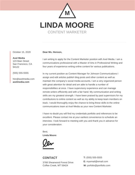 Free Resume And Cover Letter Template by Cover Letter Templates