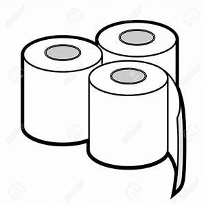 Toilet tissue clipart - Clipground