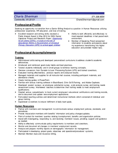 functional resume on linkedin crs april 2016 functional resume hr linkedin