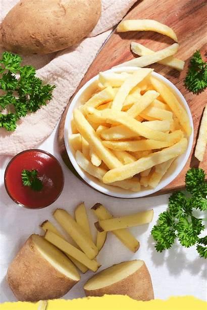 Potato Sticks Fried Vacuum Snacks Malaysia