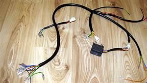 Cb350  Cl350 Wiring Harness