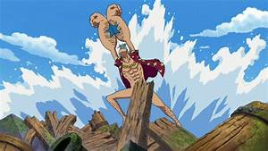 Image Gallery one piece franky pose