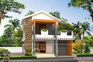 Super Double Floor Kerala House Design 2239 Sq Ft