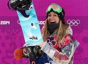 Winter Olympics: Jamie Anderson wins gold in women's ...