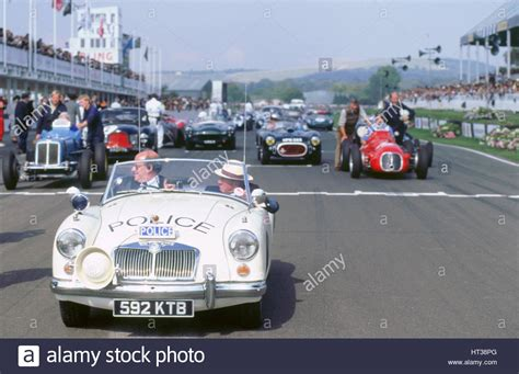 1998 Goodwood Revival Stock Photos & 1998 Goodwood Revival