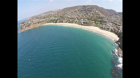 crescent bay shaws cove emerald bay scenic flight laguna beach ca dji phantom  vision