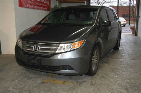 gray year   honda model odyssey miles