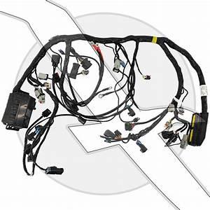 Volvo Penta 8 1l Gi 400 Motor Marine Engine Wiring Wire