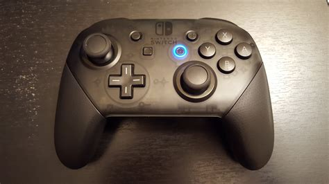 Light Ring Around Home Button On Pro Controller Ign Boards