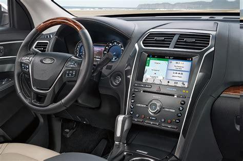 2018 Ford Explorer  Fullsize Suv Fordca