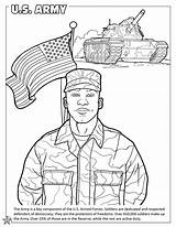 Coloring Army Pages Force Air Soldier Guard Forces Military Armed Printable Print Drawing States United National Colouring Books Congress Coast sketch template