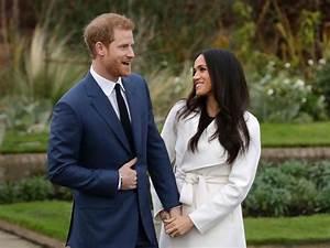 Prince Harry, Meghan Markle visit Edinburgh on eve of ...
