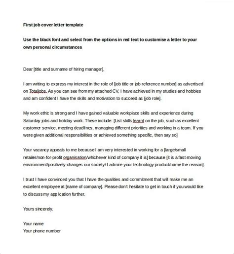Sle Cover Letter For An Position by Cover Letter Sle For Gallery Letter Format