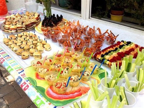 Buffet Food Ideas. Easy Kids Party Food Ideas Buffet Youtube. Buffet Menu Ideas That Are Nothing Wedding Trends On The Today Show Candy Table Sayings Bar Accessories Balloons Best Dances Zimbabwe Theme 2019 Vintage Party 2017