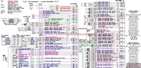 Gallery Cummins Ecm Wiring Diagram Sample
