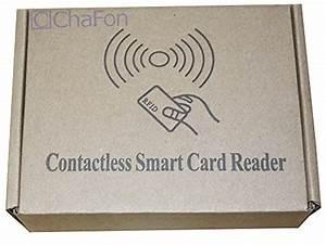 Chafon Contactless Smart Card Reader,USB 125khz Rfid ...