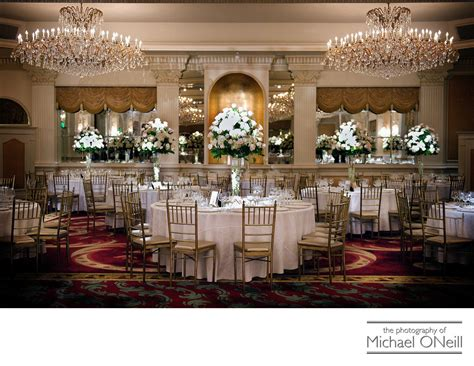 garden city hotel ballroom wedding photograph michael