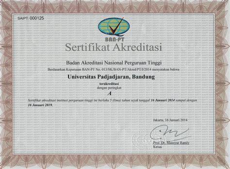 Cara Memperoleh Surat Keterangan Akreditasi Dari Ban Pt by Universitas Universitas Padjadjaran