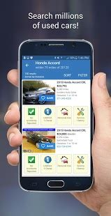 Carfax Find Used Cars For Sale  Aplicaciones De Android