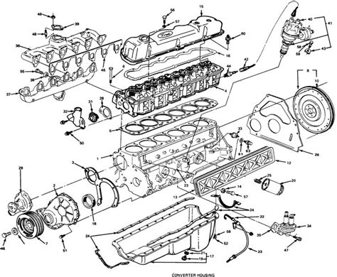 Chevrolet Engine Wiring Diagram Chevy