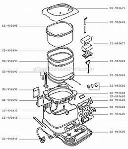 T Al Parts List And Diagram
