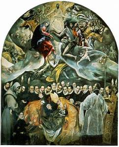 Fine Artists: El Greco Spanish Painter 1541-1614