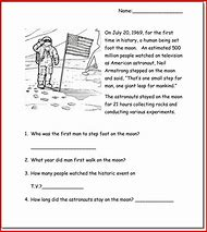 Best First Grade Reading Comprehension Worksheets - ideas and images ...