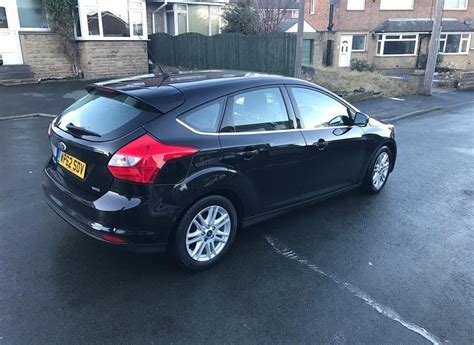 ford focus  tdci econetic titanium walsall dudley