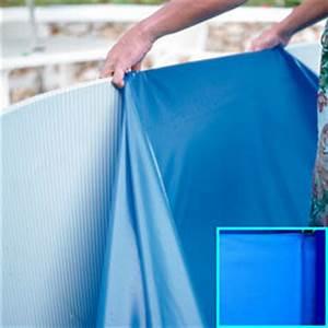 Liner Piscine Hors Sol Ovale : liner pour piscine hors sol ovale de 810 x 470 h120cm ~ Dode.kayakingforconservation.com Idées de Décoration