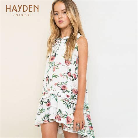 discount baby clothes hayden teenagers summer dress flower costumes