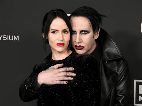 Is Marilyn Manson Being Framed Because He's Married To ...