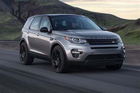 Modifikasi Land Rover Discovery Sport by Premier Contact De La Land Rover Discovery Sport I
