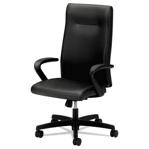 hon 174 ignition series executive high back chair black