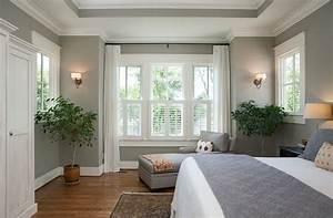 Master Bedroom Windows - Craftsman - Bedroom - Nashville