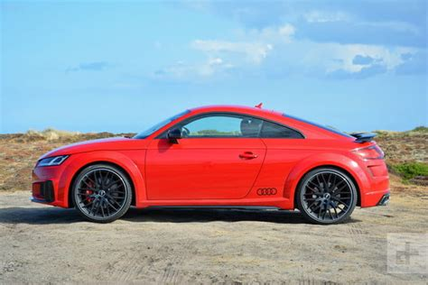 2019 Audi Tts First Drive Review  Digital Trends