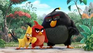 The Angry Birds Movie - 4K Ultra HD Blu-ray   Zavvi.com  Angry