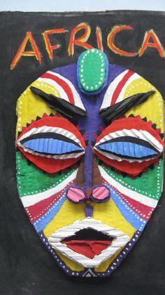 afrikanische masken basteln afrikanische maske kunstunterricht in 2019 masken