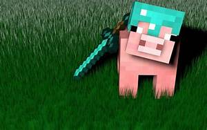 Minecraft images Joshua's Pig Icon.jpg HD wallpaper and ...