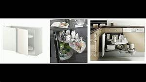 Meuble D Angle Ikea : meuble d angle de cuisine ikea youtube ~ Farleysfitness.com Idées de Décoration