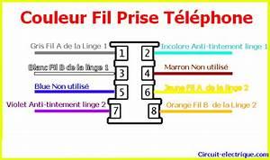 Branchement Prise Telephone Adsl : comment faire un branchement prise t l phone adsl schema ~ Melissatoandfro.com Idées de Décoration