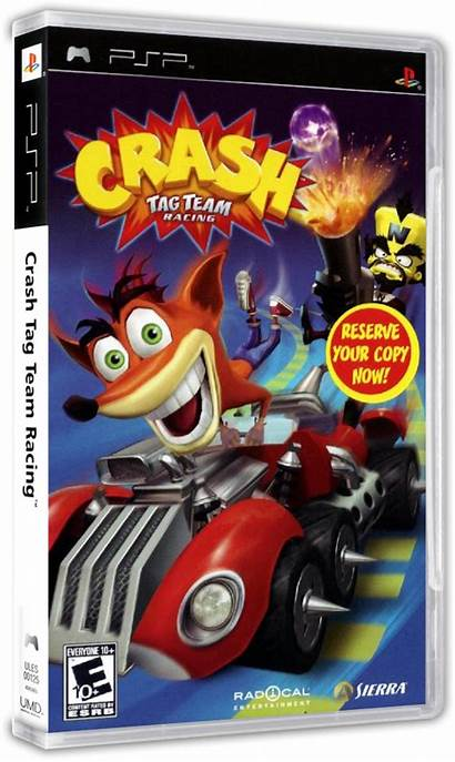 Tag Racing Crash Team Launchbox