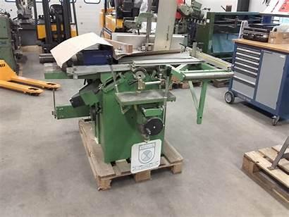 Robland Machine Schaven 400v Frezen Vandikte Zagen