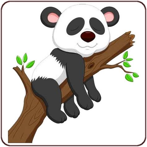 chambre panda sticker panda un sticker pour chambre enfant