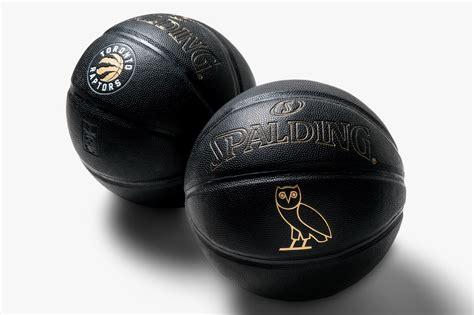 Octobers Very Own Raptors Spalding Basketball