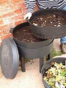 Compost En Appartement : id e n 1 le lombricompost ou comment composter en ville ~ Melissatoandfro.com Idées de Décoration