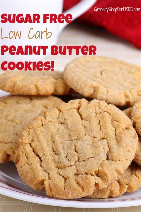 They're perfect for the holidays but they make a great dessert all year round! Peanut Butter Cookies: Keto Sugar Free Low Carb Recipe!